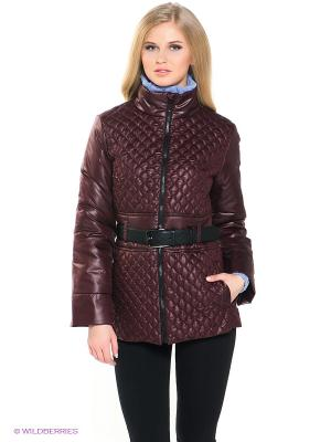 Куртка DOCTOR E. Цвет: темно-бордовый