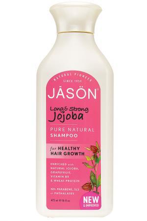 Шампунь для волос «Жожоба» JASON. Цвет: none