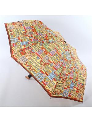 Зонт Airton. Цвет: красный, светло-желтый