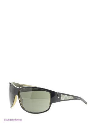 Очки солнцезащитные IS 11-009 18P Enni Marco. Цвет: черный