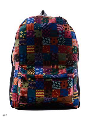 Рюкзак ПодЪполье. Цвет: голубой, фиолетовый, красный, фуксия, коралловый, оранжевый, розовый, желтый, синий, салатовый, коричневый