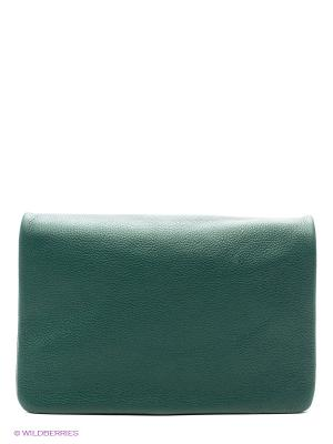 Сумка Pimo Betti. Цвет: темно-зеленый