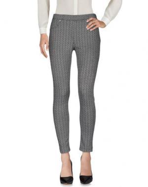Повседневные брюки ERIS. Цвет: черный