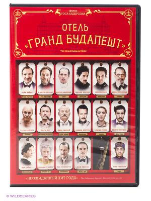 Фильм Отель Гранд Будапешт НД плэй. Цвет: красный