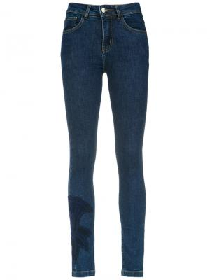 Burle Marx skinny jeans Martha Medeiros. Цвет: none
