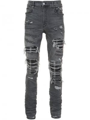 PPX1 jeans Amiri. Цвет: серый