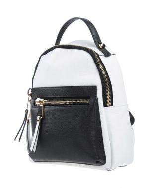 Рюкзаки и сумки на пояс AB ASIA BELLUCCI. Цвет: белый