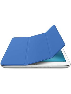 Чехол-обложка для Apple iPad mini 4 Smart Cover - Royal Blue. Цвет: серый