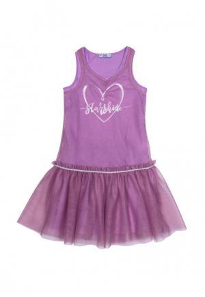 Платье Bell Bimbo. Цвет: фиолетовый