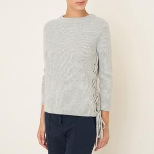 Пуловер MINUS BA&SH. Цвет: темно-синий