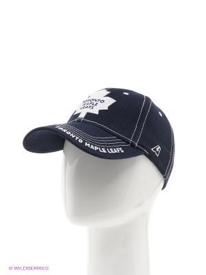 Бейсболка NHL Maple Leafs Atributika & Club. Цвет: темно-синий