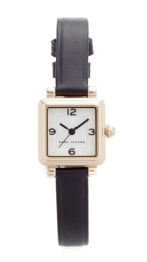 Часы Vic с кожаным ремешком Marc Jacobs