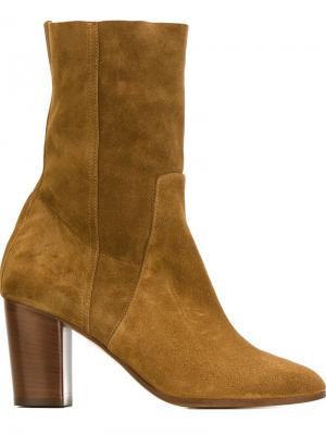 Короткие сапоги Noory Michel Vivien. Цвет: коричневый