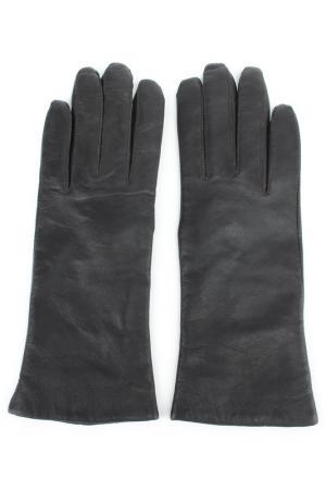 Перчатки НК. Цвет: brown