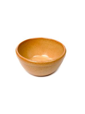 Салатница Elff Ceramics. Цвет: бежевый