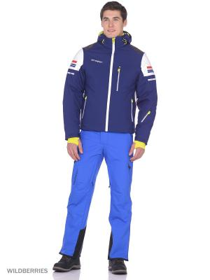 Куртка Stayer. Цвет: белый, темно-синий, салатовый, красный