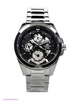 Часы EDIFICE ESK-300D-1A CASIO. Цвет: черный