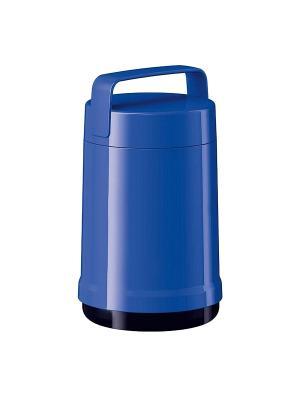 Термос EMSA ROCKET для еды 1.0л (2конт) син 514533. Цвет: синий