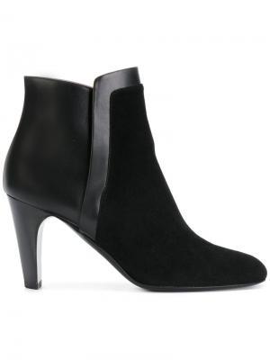 Sabina ankle boots Michel Vivien. Цвет: чёрный