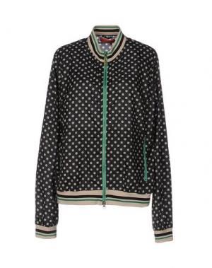 Куртка MANILA GRACE DENIM. Цвет: черный