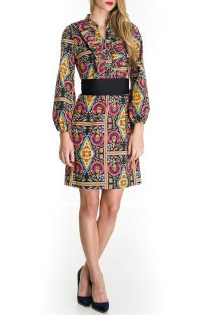DRESS Almatrichi. Цвет: multicolor