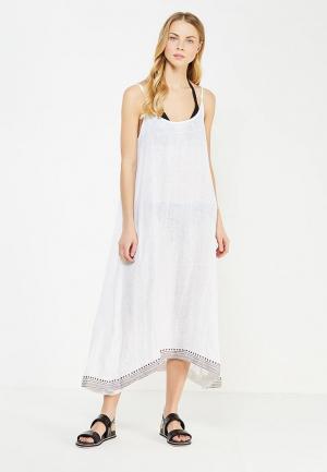 Платье Vitamin A. Цвет: белый