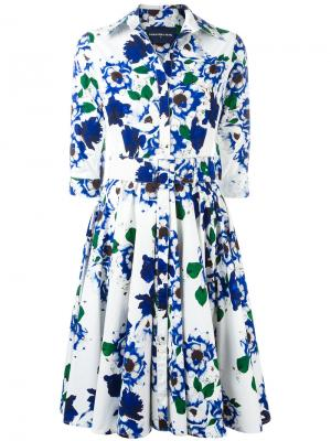 Платье Gigi Samantha Sung. Цвет: синий