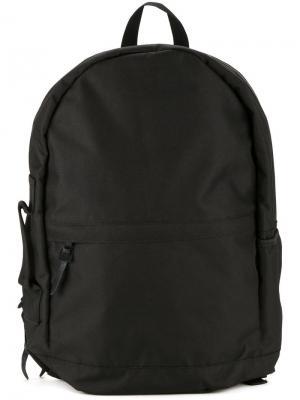 Рюкзак на молнии Soe. Цвет: чёрный