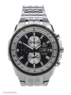 Часы Edifice EFR-549D-1B CASIO. Цвет: черный
