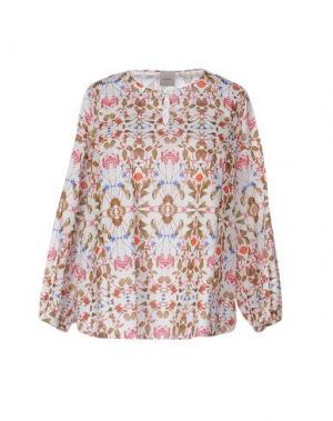 Блузка ...À_LA_FOIS.... Цвет: белый