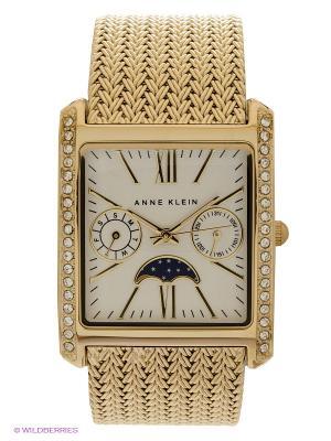 Часы ANNE KLEIN. Цвет: золотистый
