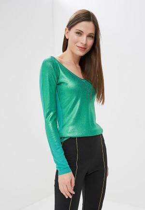 Пуловер Rinascimento. Цвет: зеленый
