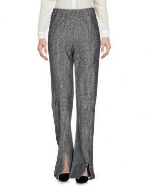 Повседневные брюки W ATE R. Цвет: серый