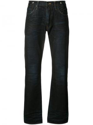 Широкие джинсы Prps. Цвет: синий