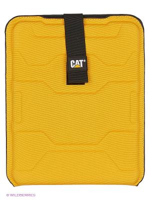 Защитный чехол Caterpillar. Цвет: горчичный, золотистый, светло-оранжевый
