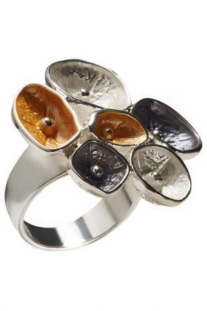 Кольцо Nothing but Love. Цвет: белый, серый, оранжевый