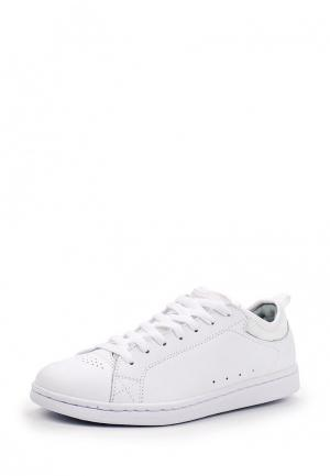 Кеды DC Shoes. Цвет: белый
