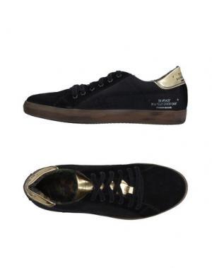 Низкие кеды и кроссовки PRIMABASE. Цвет: черный