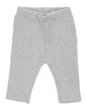 Повседневные брюки IMPS&ELFS. Цвет: светло-серый
