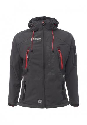 Куртка Geographical Norway. Цвет: серый
