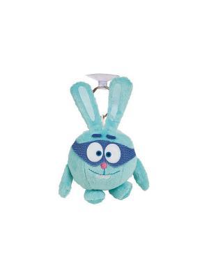 Мягкая Игрушка Мульти-Пульти смешарики крош. Цвет: голубой