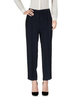 Повседневные брюки O'2nd. Цвет: темно-синий