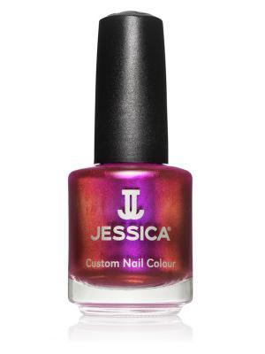 Лак для ногтей  # 755 Seductress, 14,8 мл JESSICA. Цвет: сиреневый