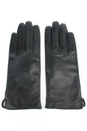 Перчатки НК. Цвет: black