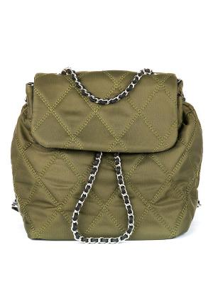 Рюкзак EMILIA ESTRA. Цвет: зеленый
