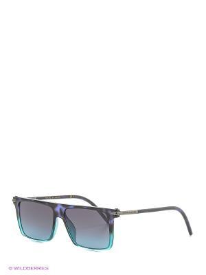 Солнцезащитные очки MARC JACOBS. Цвет: серо-зеленый