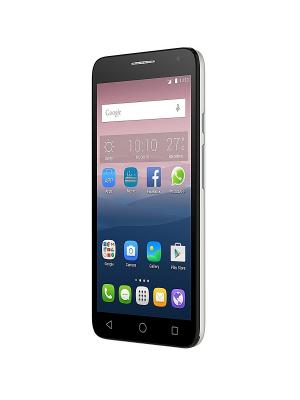Смартфон Alcatel One Touch 5022D POP STAR Black/Slate. Цвет: серый