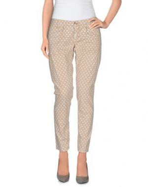 Повседневные брюки JEORDIE'S. Цвет: песочный