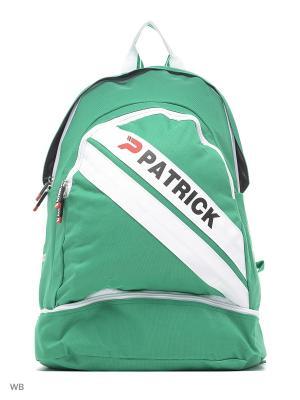 Рюкзак Backpack Patrick. Цвет: зеленый, белый