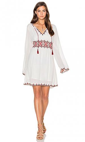 Платье azita Sanctuary. Цвет: ivory
